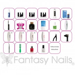 Fantasy Acryl Professional Kit