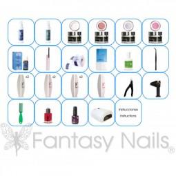 Fantasy Gel Professional Kit