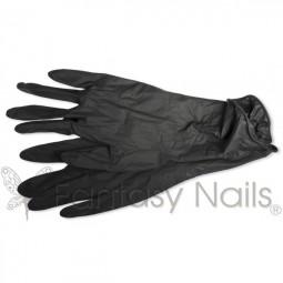 Latex-Handschuhe schwarz
