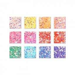 Fantasy Glitter Mix Kit Pastel 12x3g