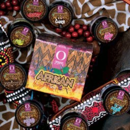 ORGANIC Collection AFRICAN Kit