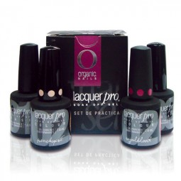 ORGANIC Lacquer Pro Trial Set
