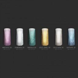 ORGANIC Lacquer Pro GEMSTONE Farben 15ml
