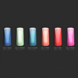 ORGANIC Lacquer Pro JELLYBEANS Farben 15ml