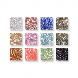 Fantasy Glitter Mix Kit Metallic 12x3g