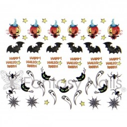 3D Nail Stickers – Halloween