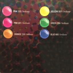 ORGANIC Lacquer Pro WILDNEON Farben 15ml
