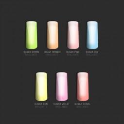 ORGANIC Lacquer Pro SUGARCRUSH Farben 15ml