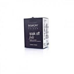 ORGANIC Soak Off Foils Lacquer Pro 50